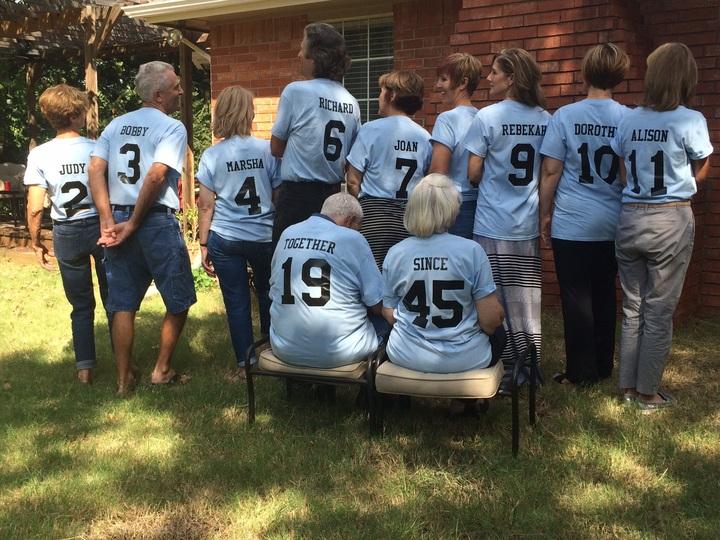 70th Anniversary T-Shirt Photo