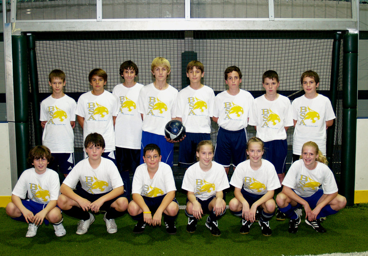 U14 B Lake Soccer Academy Pride 95 T-Shirt Photo