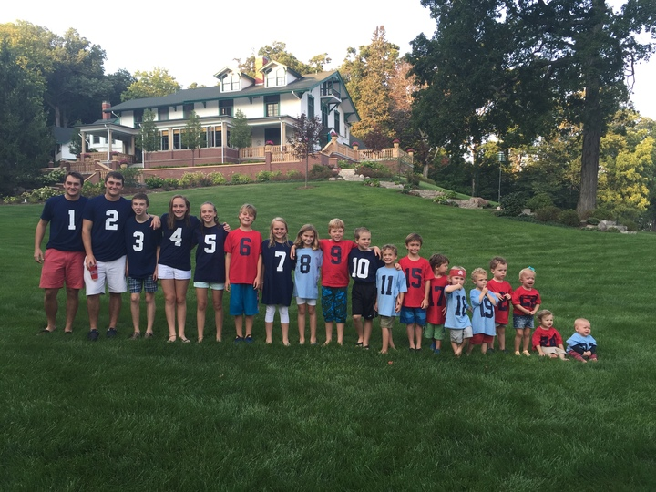 25 Cousins! T-Shirt Photo