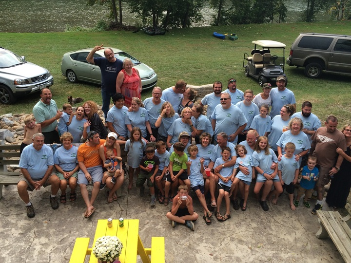 2nd Annual Lacy Lollapalooza 2015 T-Shirt Photo