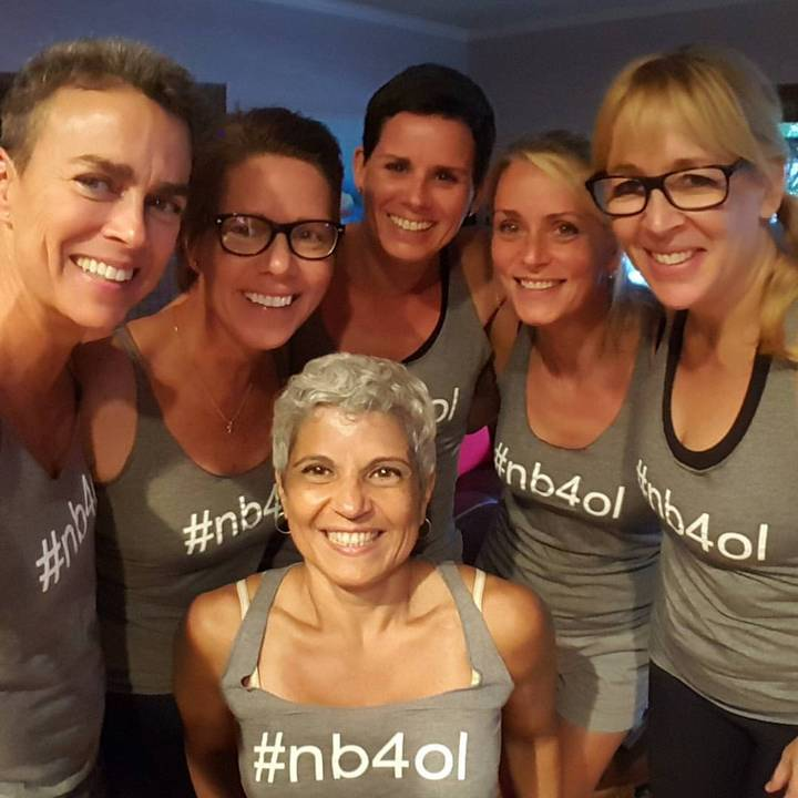 #Nb4ol (Not Bad For An Old Lady) Cross Fit Shirts T-Shirt Photo