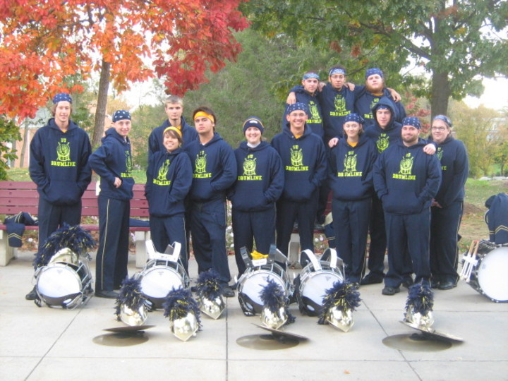 08 Su Drumline T-Shirt Photo