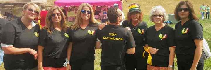 757 Survivors T-Shirt Photo
