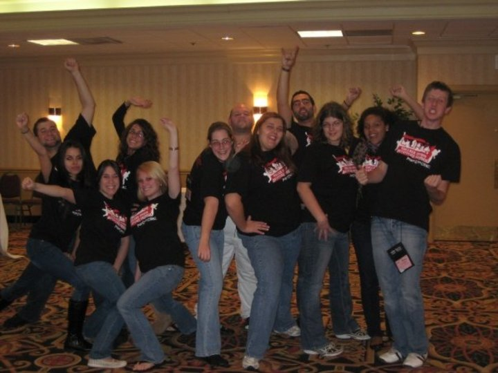 Cuac At Naca Acting Out Our Shirts T-Shirt Photo