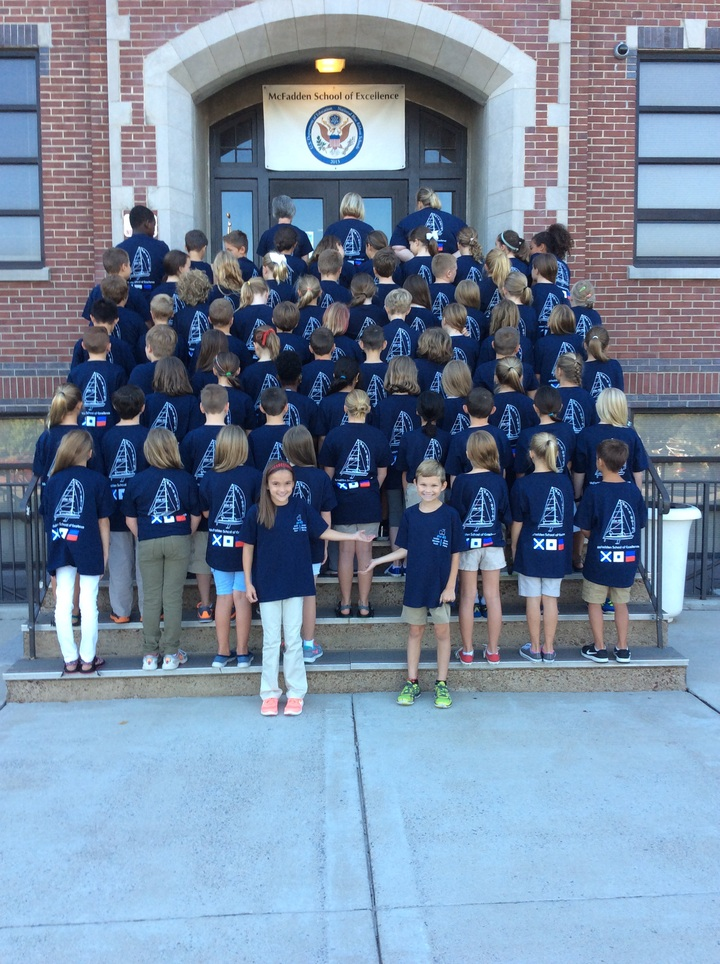 Mc Fadden Pier 45 Group T-Shirt Photo