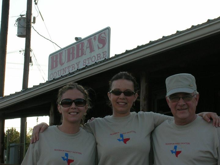 Family Trip To Austin, Tx T-Shirt Photo