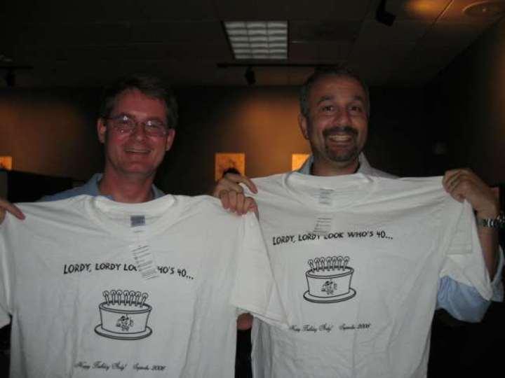Lordy Lordy T-Shirt Photo