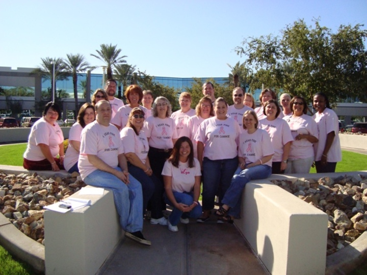 Pretty In Pink T-Shirt Photo