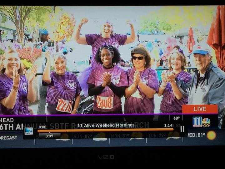 Team Shawn Sbtf On The News! T-Shirt Photo