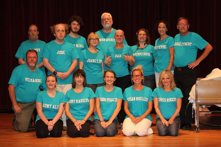 The Cast & Crew Of Wit T-Shirt Photo