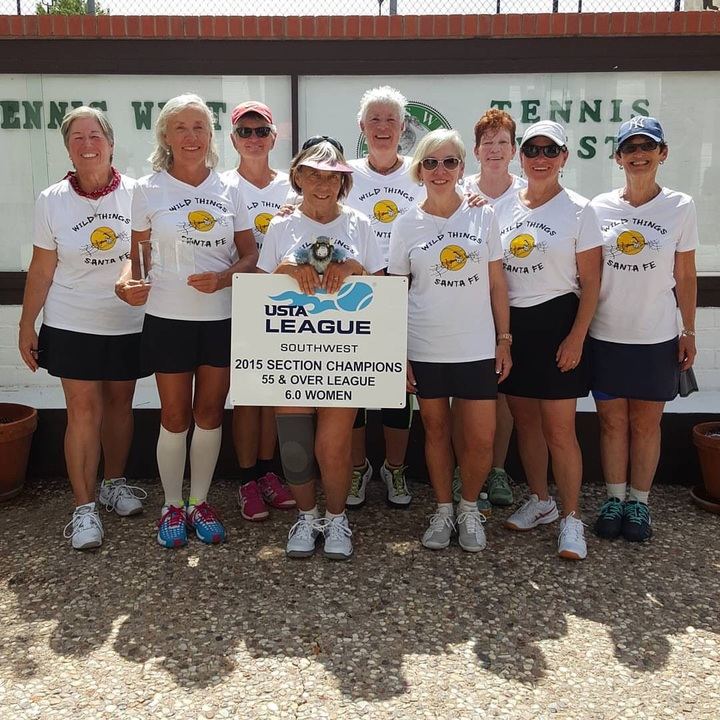 2015 Southwest Usta Sectional Champions T-Shirt Photo