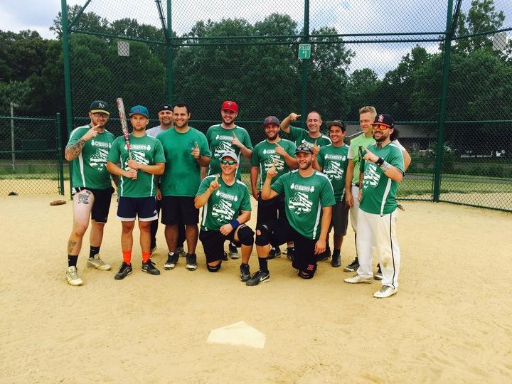 Curran's Seabox Softball T-Shirt Photo