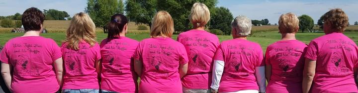 Happy Beavers Ladies League T-Shirt Photo