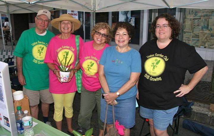 Fall Fest. Union Garden Club T-Shirt Photo
