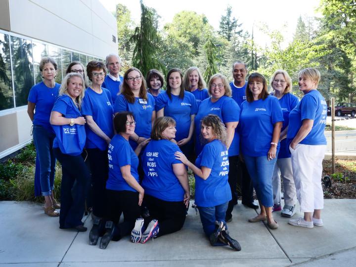 Hr Dream Team Job Shop T-Shirt Photo