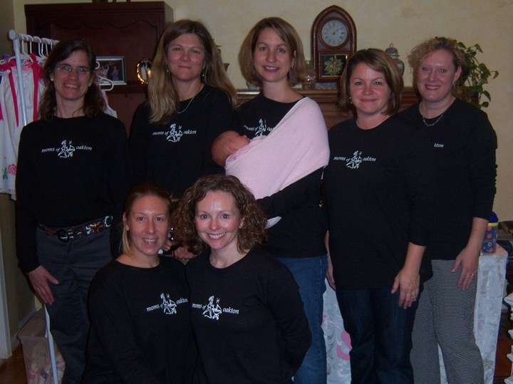 Moms Of Oakton T-Shirt Photo