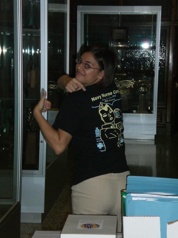 Mu Nurse Corps T-Shirt Photo