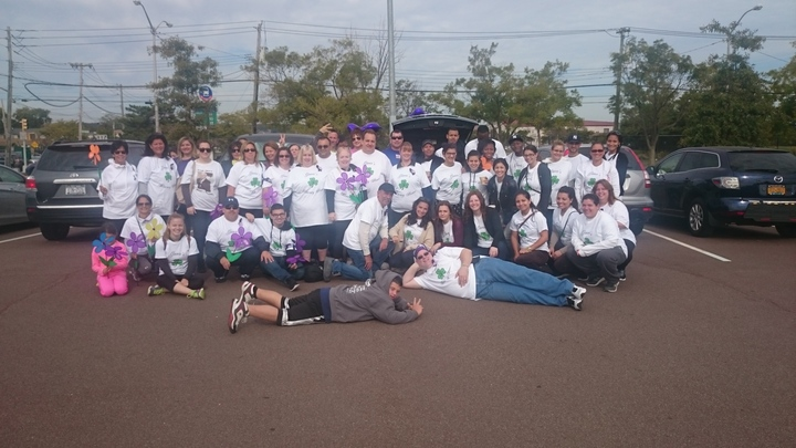 Ginnie's Blarney Stones   Alzheimer's Walk 9/27/2015 T-Shirt Photo