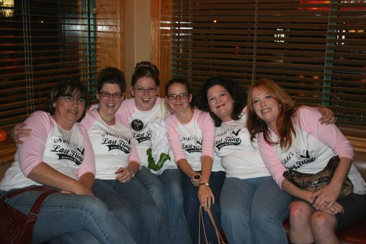 Nikki's Last Fling T-Shirt Photo