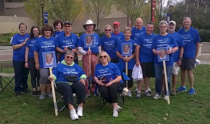 Hull's Angels   Walk To Defeat Als T-Shirt Photo