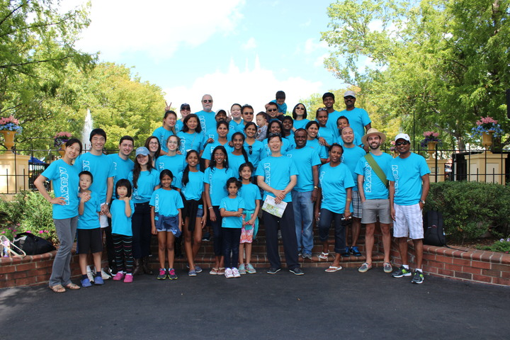 Acu Sys At Our Kings Dominion Summer Event T-Shirt Photo