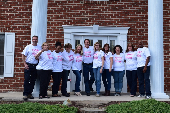 The Maryland Group Gives Back! T-Shirt Photo