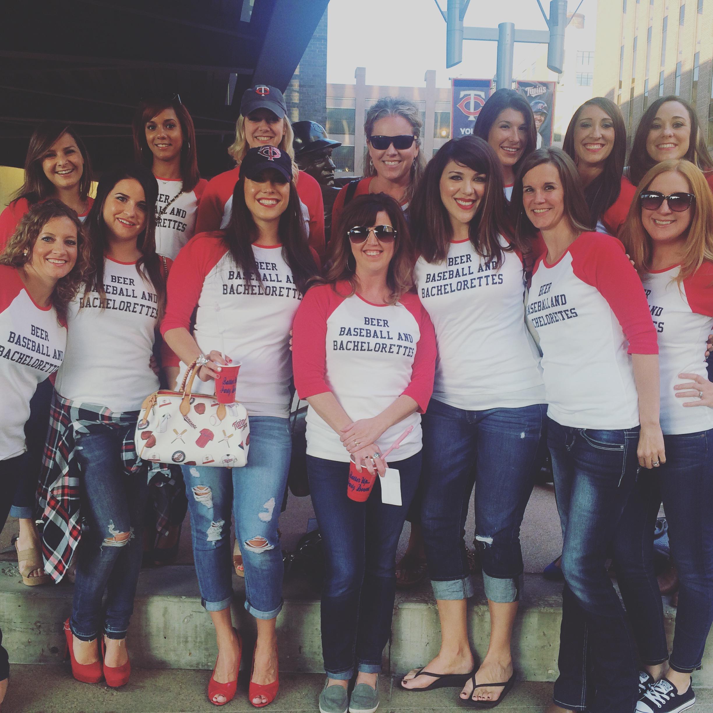 Beer Baseball And Bachelorettes T Shirt Photo
