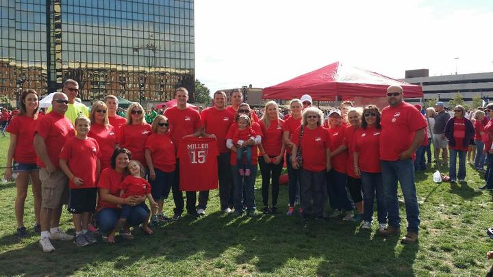 Als Walk 2015 T-Shirt Photo