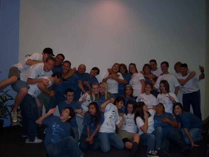 Dominican Republic Mission Trip 2008 T-Shirt Photo