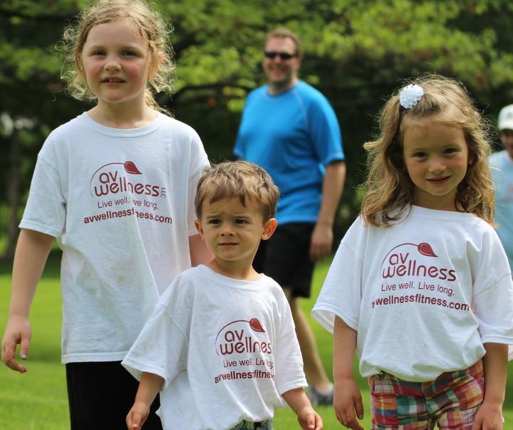 Community Park Workout T-Shirt Photo