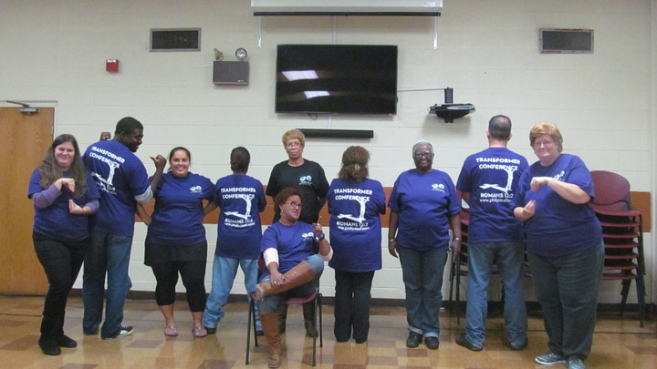 Transformer Conference Committee T-Shirt Photo