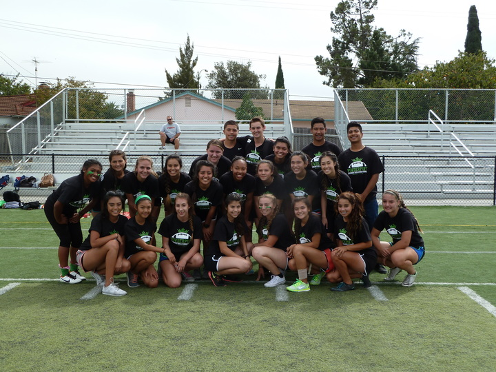 Phhs Class Of 2018 Sophomore Powderpuff Team  T-Shirt Photo