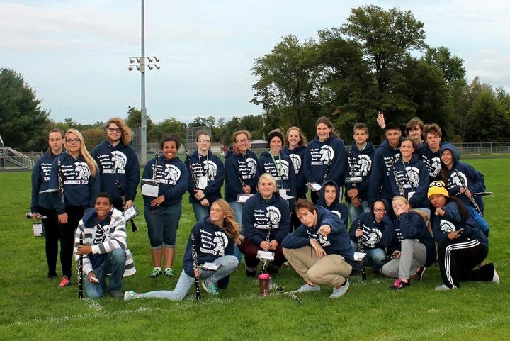 Lakeview High School Smb Clarinets 2015 T-Shirt Photo