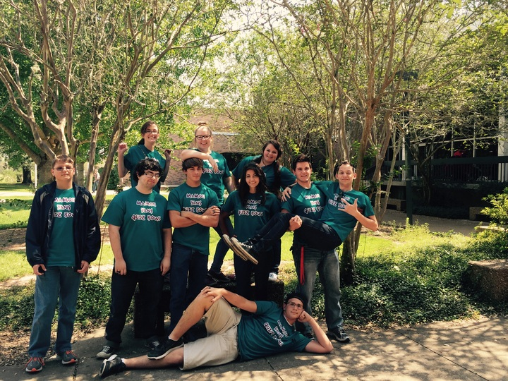 Mamou Yans Quiz Bowl T-Shirt Photo