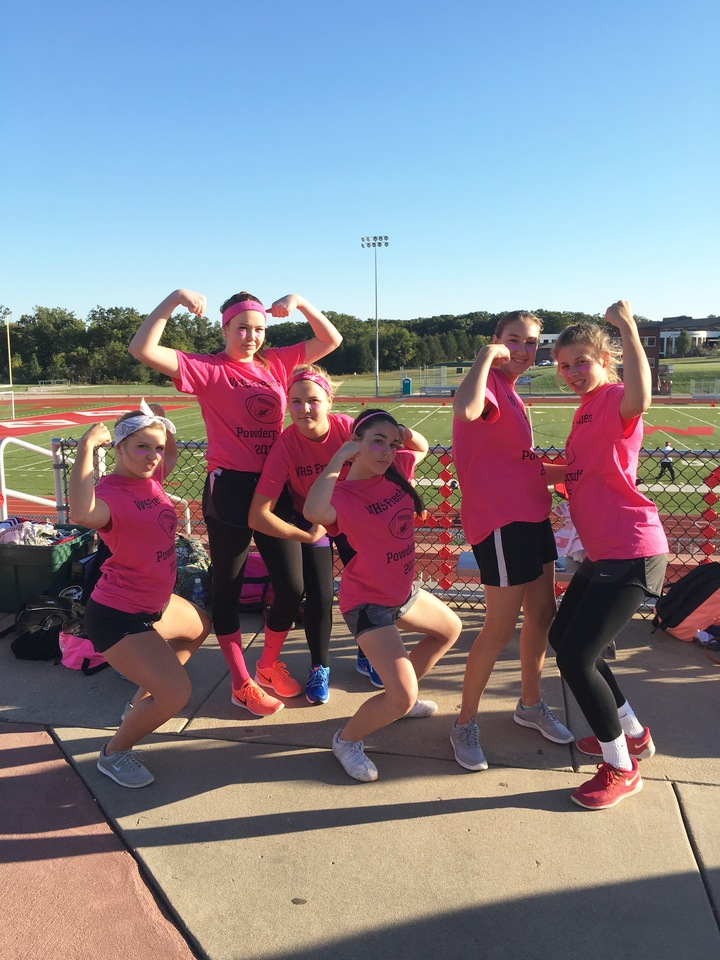 Powderpuff 2015 T-Shirt Photo