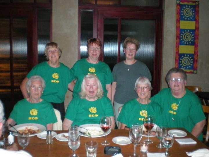 Bsp Sorority Sisters T-Shirt Photo