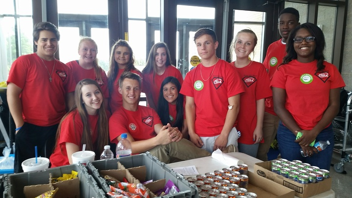 Bhs Fccla Blood Drive T-Shirt Photo