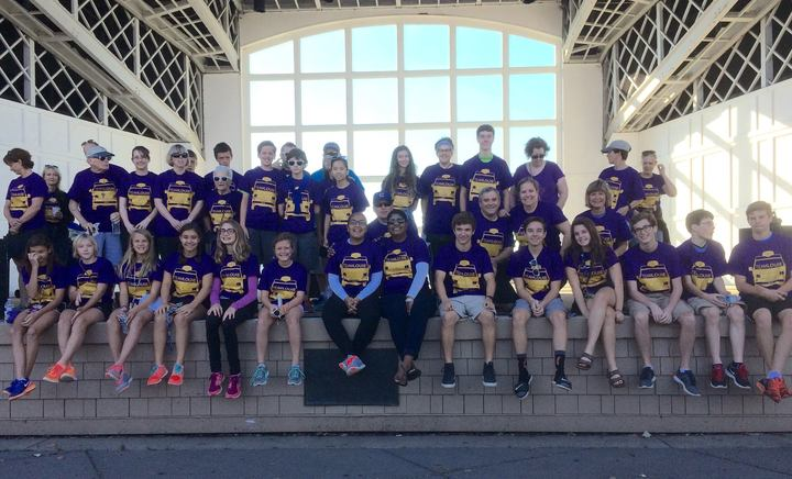 Team Louie T-Shirt Photo