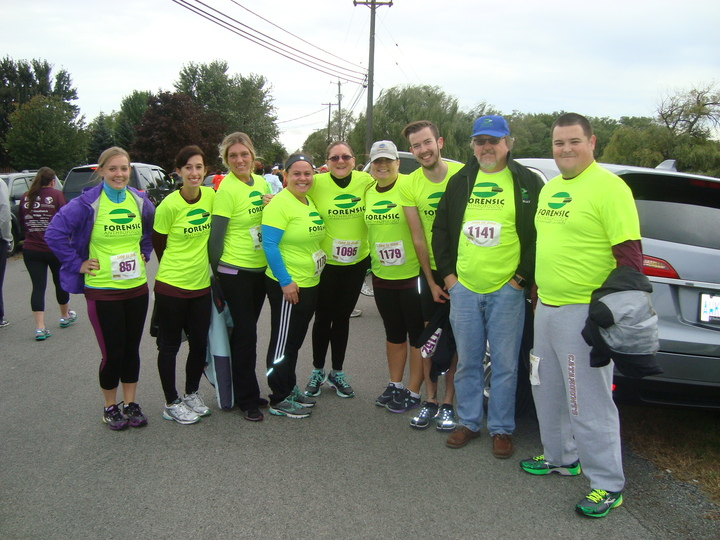 Flight 3407 Memorial 5 K Race T-Shirt Photo