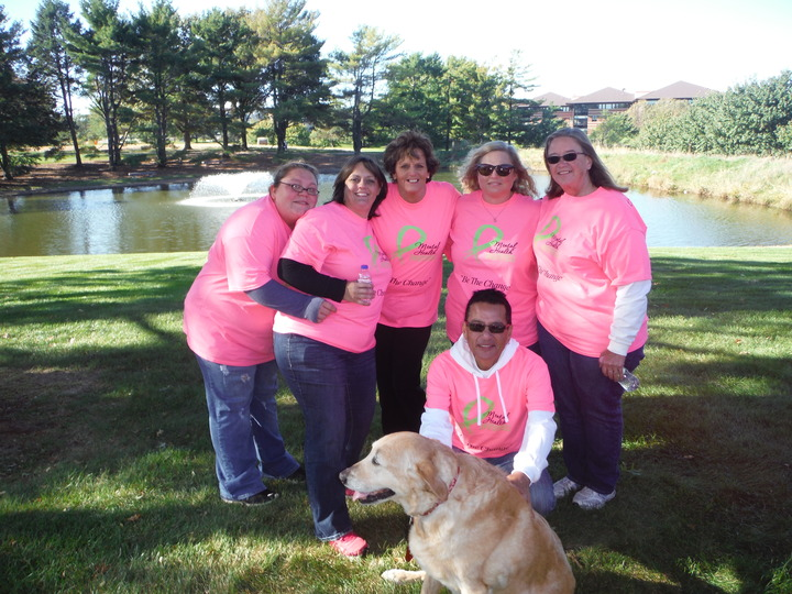 Nami Walk 2015 T-Shirt Photo