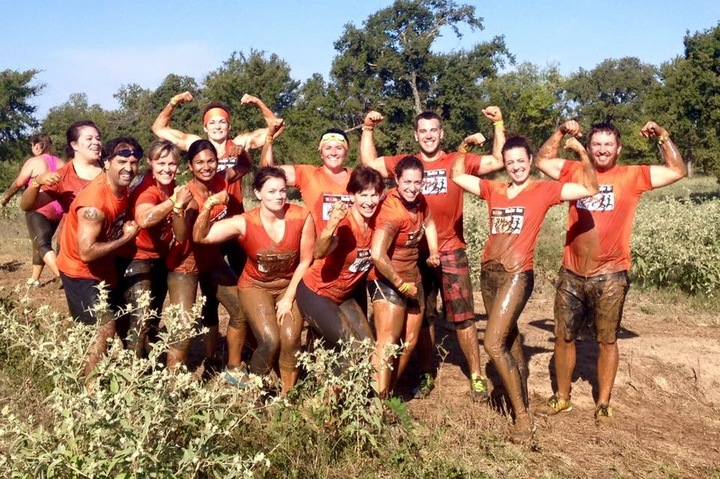 Iso Fit Team Tough Mudder 2015 T-Shirt Photo