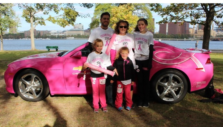 Making Strides 2015 T-Shirt Photo