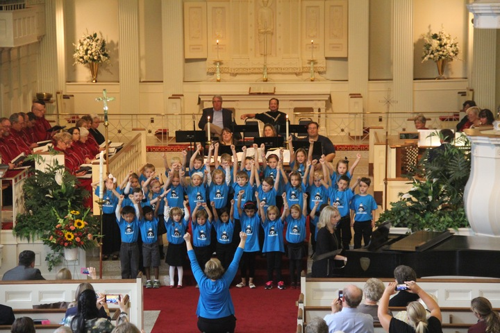 Yes! We're The Church Together! T-Shirt Photo
