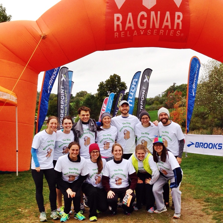 The Real Worst Pace Scenario, Ragnar Dc 2015 T-Shirt Photo