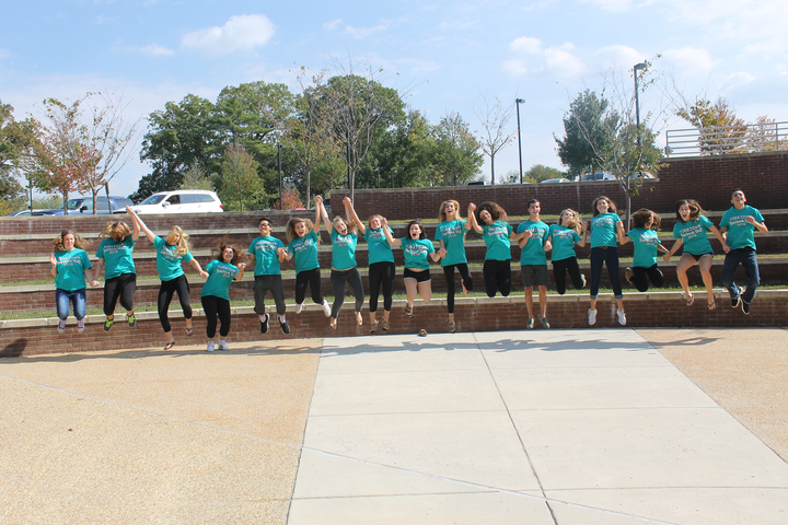 Yorktown Yearbook T-Shirt Photo
