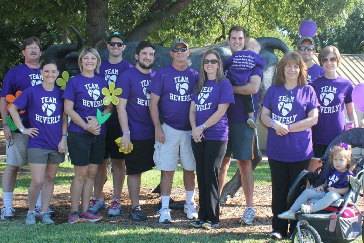 Walk To End Alzheimer's: Waco, Tx  T-Shirt Photo