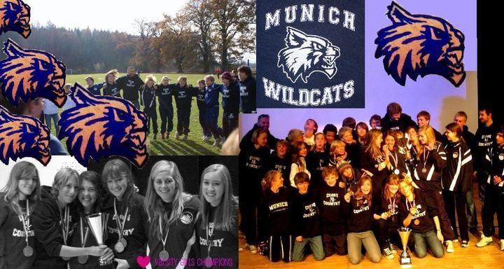 Munich Wildcat's Cross Country T-Shirt Photo