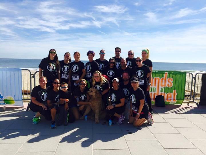Cftr Rook Run 2015 T-Shirt Photo