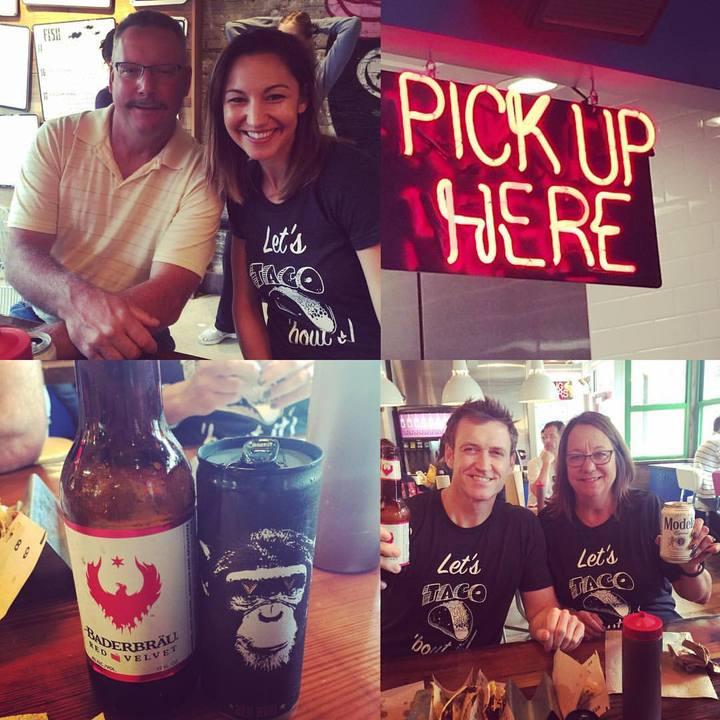 Let's Taco 'bout It T-Shirt Photo