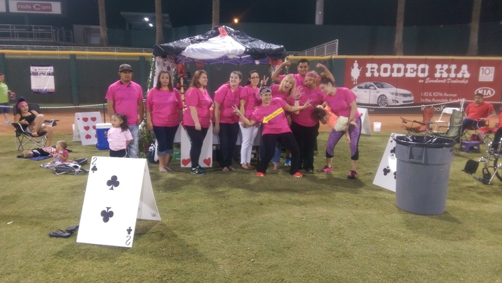 Relay For Life Azccc 2015 T-Shirt Photo
